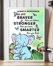 YOU ARE BRAVER 16x24 Poster lifestyle-poster-4