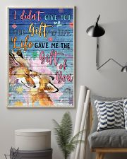 Fox - I did not give you 16x24 Poster lifestyle-poster-1