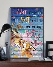 Fox - I did not give you 16x24 Poster lifestyle-poster-2