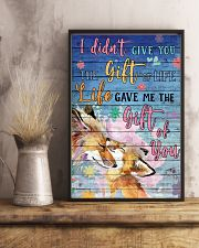 Fox - I did not give you 16x24 Poster lifestyle-poster-3