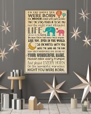 BORN THE MOON 24x36 Poster lifestyle-holiday-poster-1