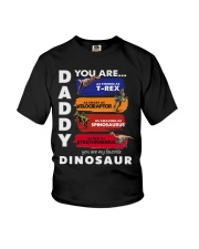 DADDY FATHER DAY Youth T-Shirt thumbnail
