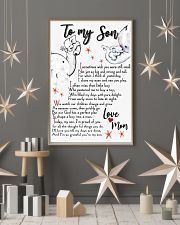 TO MY SON 24x36 Poster lifestyle-holiday-poster-1