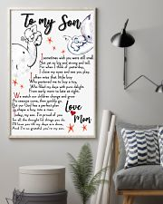 TO MY SON 24x36 Poster lifestyle-poster-1