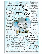 MY DEAR LITTLE ONE 16x24 Poster front