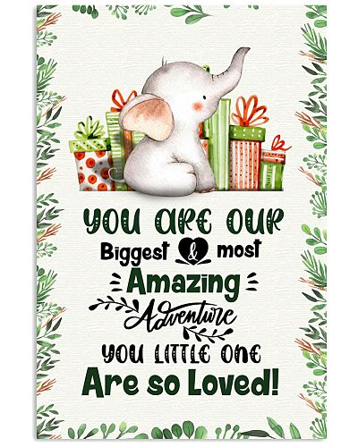 Elephant -  You are our biggest poster