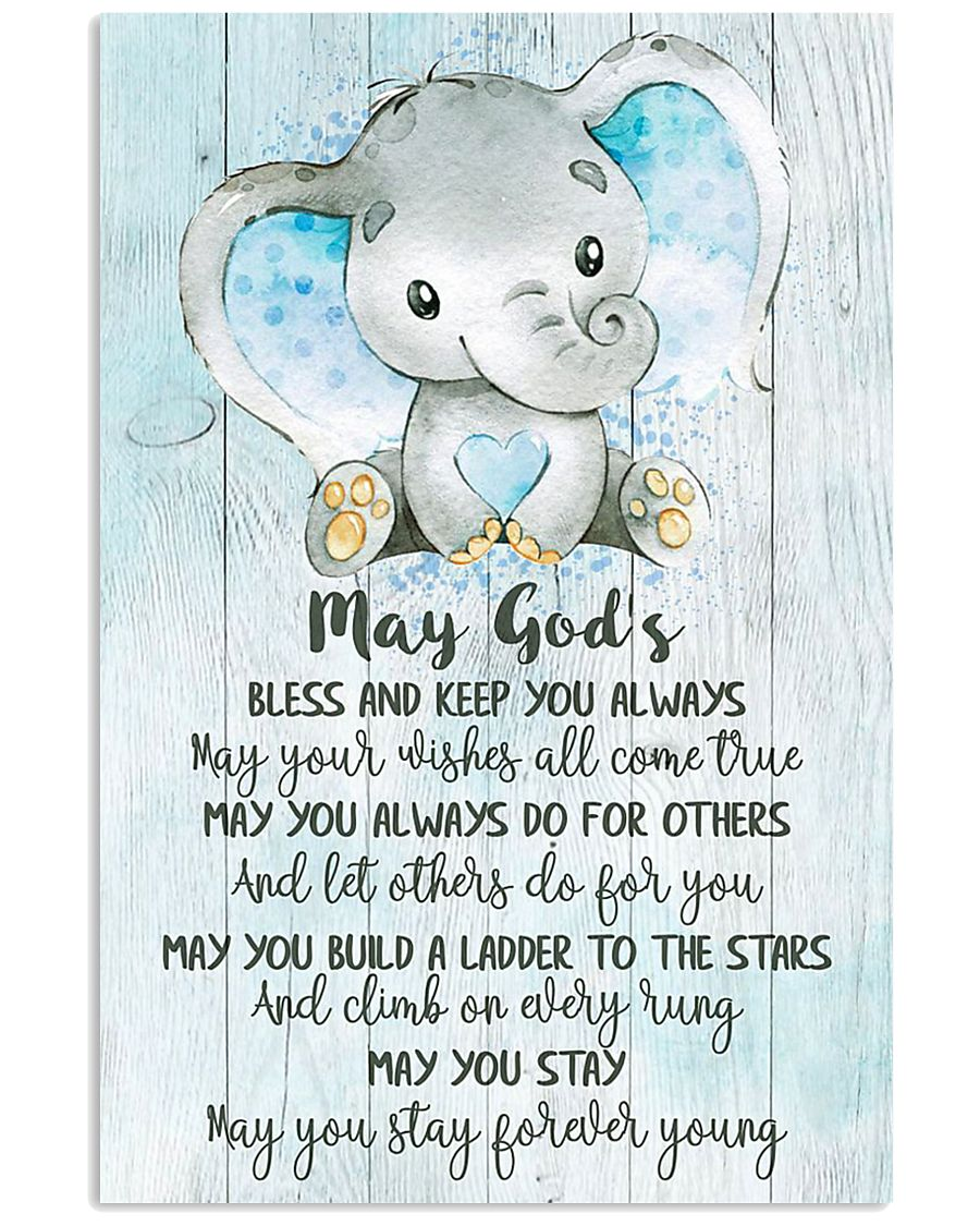 BLESS AND KEEP YOU ALWAYS 16x24 Poster