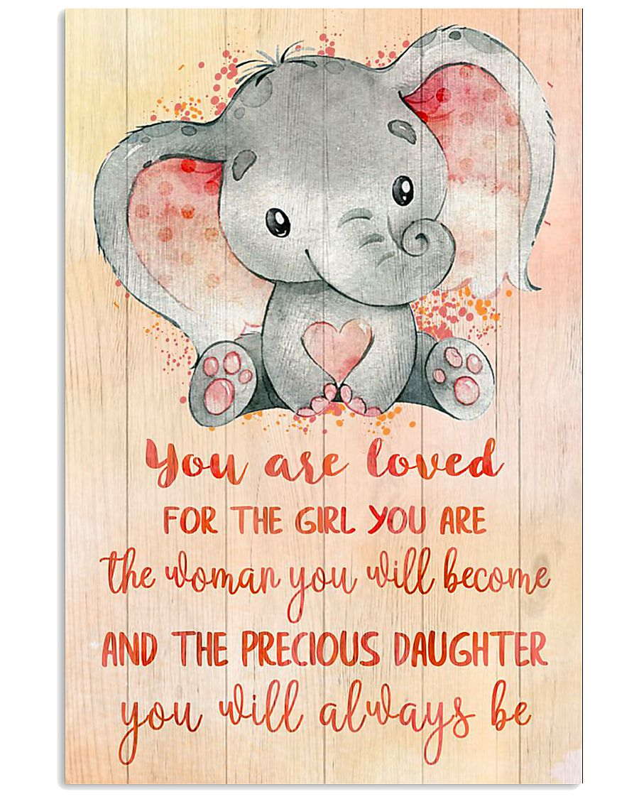 YOU ARE LOVED 16x24 Poster