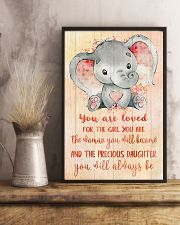 YOU ARE LOVED 16x24 Poster lifestyle-poster-3