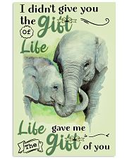 Elephant - I did not give you poster 16x24 Poster front