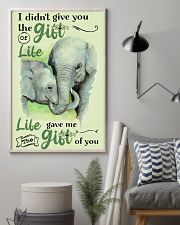 Elephant - I did not give you poster 16x24 Poster lifestyle-poster-1