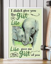 Elephant - I did not give you poster 16x24 Poster lifestyle-poster-4
