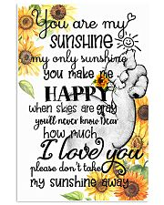 I LOVE YOU 24x36 Poster front