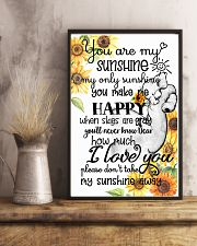 I LOVE YOU 24x36 Poster lifestyle-poster-3