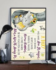 A BABY 16x24 Poster lifestyle-poster-2