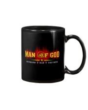 MAN OF GOD TRUCKER STYLE  Mug thumbnail