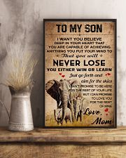 TO MY SON  16x24 Poster lifestyle-poster-3