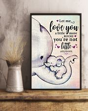 LET ME LOVE YOU 16x24 Poster lifestyle-poster-3