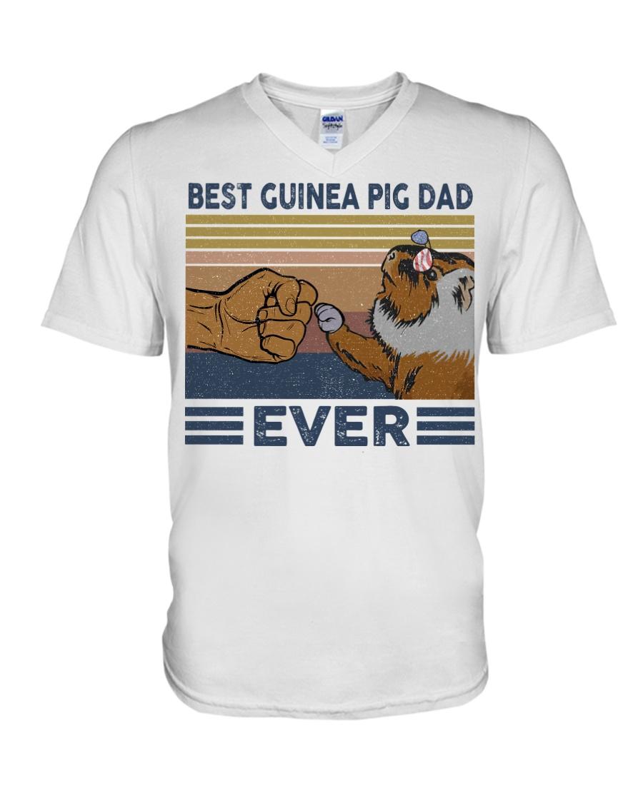 GUINEA PIG VINGATE STYLE TSHIRT V-Neck T-Shirt