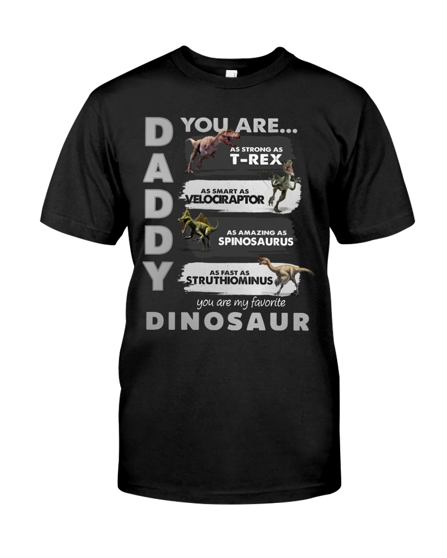 DADDY FATHER DAY Premium Fit Mens Tee