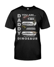 DADDY FATHER DAY Premium Fit Mens Tee front