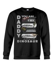 DADDY FATHER DAY Crewneck Sweatshirt thumbnail