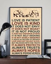 LOVE IS KIND 16x24 Poster lifestyle-poster-2
