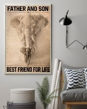 FATHER AND SON 16x24 Poster lifestyle-poster-1