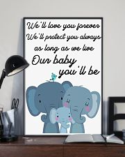 OUR BABY 16x24 Poster lifestyle-poster-2