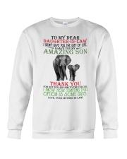DAUGHTER IN LAW Crewneck Sweatshirt thumbnail