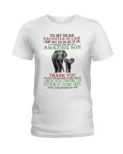 DAUGHTER IN LAW Ladies T-Shirt thumbnail
