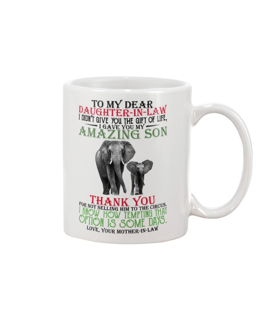 DAUGHTER IN LAW Mug