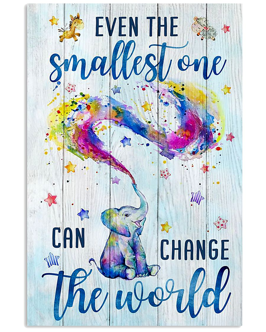 CHANGE THE WORLD 16x24 Poster