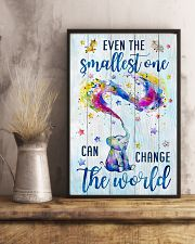 CHANGE THE WORLD 16x24 Poster lifestyle-poster-3