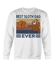 SLOTH VINGATE STYLE TSHIRT Crewneck Sweatshirt thumbnail
