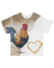 chicken  All-over T-Shirt front