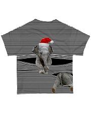 ELEPHANTS All-over T-Shirt back