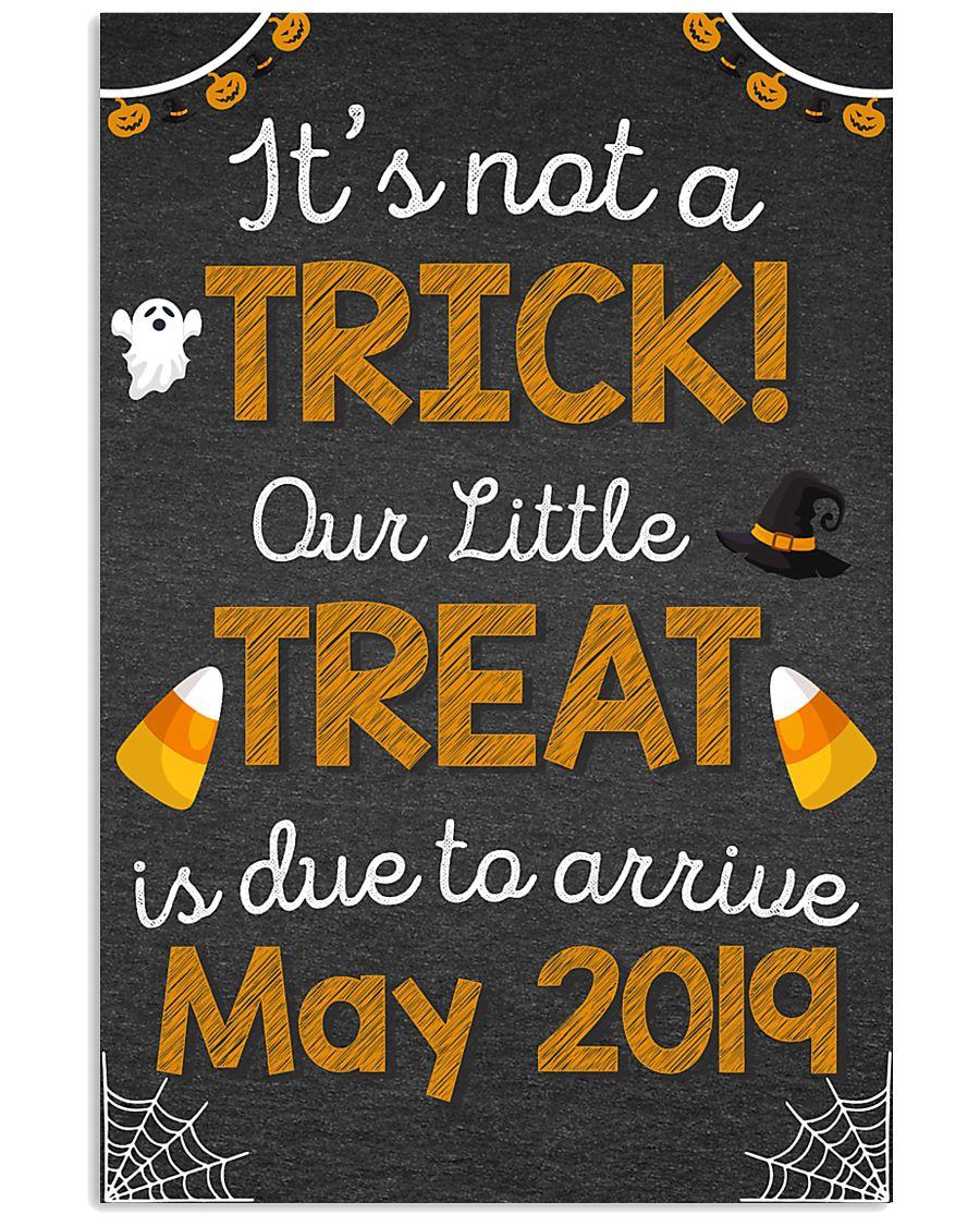 TRICK TREAT 16x24 Poster