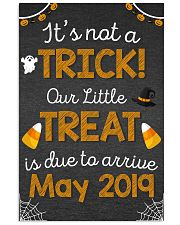 TRICK TREAT 16x24 Poster front