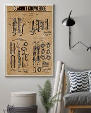Clarinet 16x24 Poster lifestyle-poster-1