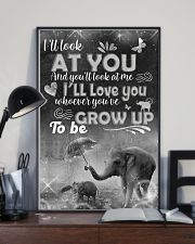 Elephant - i'll look at you  posster 16x24 Poster lifestyle-poster-2