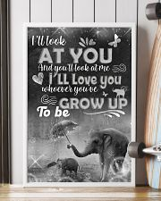 Elephant - i'll look at you  posster 16x24 Poster lifestyle-poster-4
