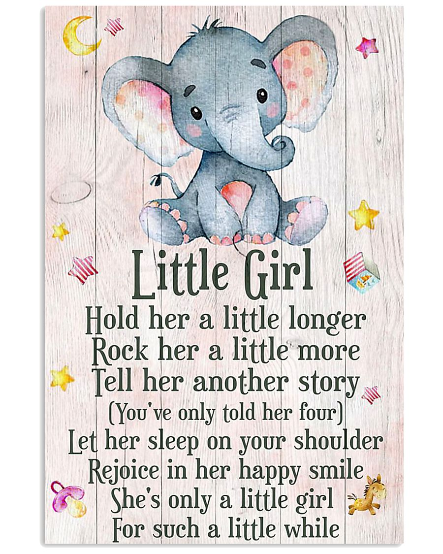 LITTLE GIRL 16x24 Poster