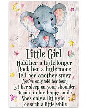 LITTLE GIRL 16x24 Poster front