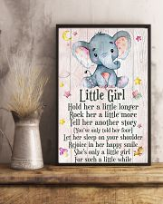 LITTLE GIRL 16x24 Poster lifestyle-poster-3