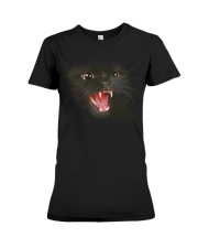 BLACK CATS Premium Fit Ladies Tee thumbnail