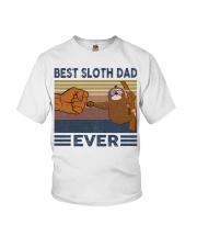 SLOTH VINGATE STYLE TSHIRT Youth T-Shirt thumbnail