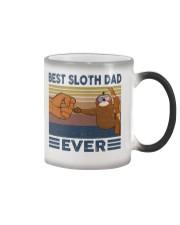 SLOTH VINGATE STYLE TSHIRT Color Changing Mug thumbnail