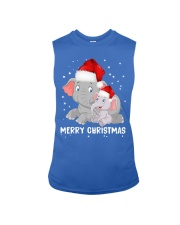 Merry Christmas Sleeveless Tee thumbnail