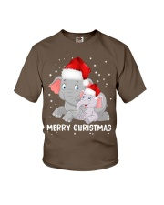 Merry Christmas Youth T-Shirt thumbnail